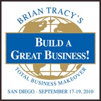 Brian Tracy's - Build A Great Business Event