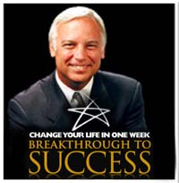 Jack Canfield's Breakthrough to Success Event