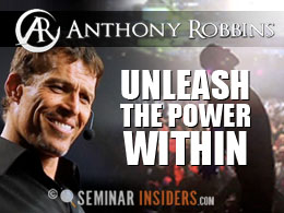 Anthony Robbins Unleash the Power Within - San Jose, CA