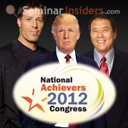 The National Achievers Congress – San Jose, CA 2012