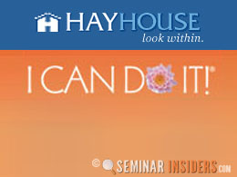 Hay House I Can Do It! 2013 - Pasadena, CA