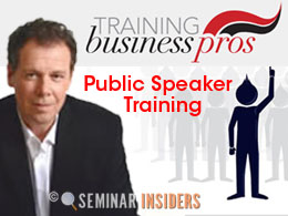 Training Business Pros FREE Public Speaking Seminar - Toronto, ON