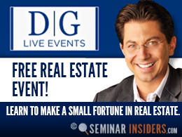 Dean Graziosi FREE Real Estate Training Event - Mississauga, ON