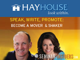 Hay House Speak, Write & Promote - New York City, NY