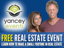 Scott Yancey FREE Real Estate Training Event - Saint George, UT