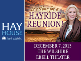 Hay House Hayride Reunion Celebration Event - Los Angeles, CA