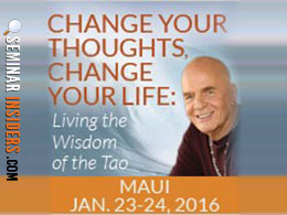 Hay House Change Your Thoughts Change Your Life 2016 Event - Maui, Hawaii