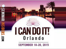 Hay House I Can Do It! 2015 Event - Orlando, FL