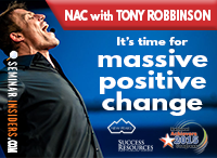 Anthony Robbins The National Achievers Congress – Phoenix, AZ