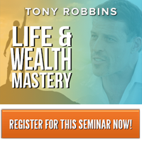 Tony Robbins Life & Wealth Mastery Workshop