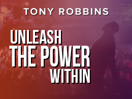 Anthony Robbins Unleash the Power Within - Los Angeles, CA