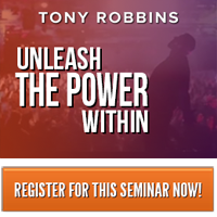 Anthony Robbins - Unleash the Power Within - LIVE Event