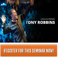 Power of Success with Tony Robbins and Friends Calgary