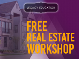 Free Real Estate Workshop – Westerville – OH – Legacy Education